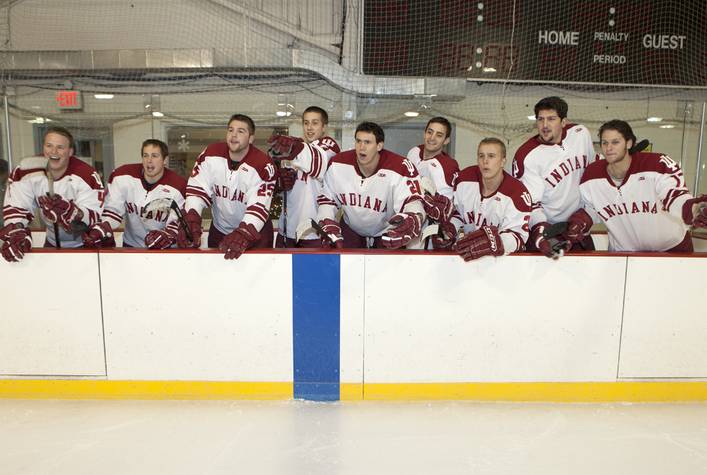 2093e656de3 2011-2012 Indiana University Hockey Team Photo – louis capwell